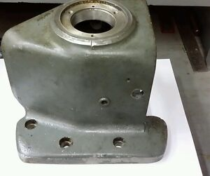Bridgeport Manual Mill Power Feed 6f Main Housing 038 0290