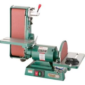 G1183 Combination Sander 6 X 48 Belt 12 Disc 3450 Rpm