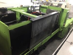 Engel Es 650 150 Tlv Us 150 Ton 12 7oz Injection Molding Machine 10500