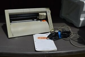 Roland Camm 1 Pnc 900 Vinyl Sign Cutter Flexi Cut Software Original Owner