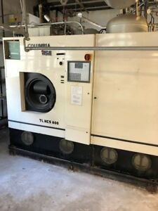 Columbia Dry Cleaning Machine