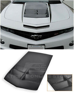 Eos Body Kit For 10 15 Camaro Zl1 Style Fiberglass Heat Extractor Hood Insert