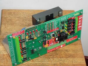 Unitrol Electronics 9180b 7 Power Supply I o Board