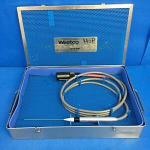 Westco 44 2102 Neurostat Lloyd Cryo Probe With Case 30 Day Warranty