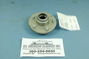 1961 68 Chevrolet Impala 65 Corvair 63 64 Corvette Drum Brake Hub Front Wheel