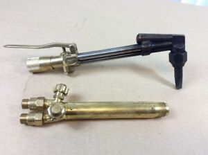 Harris Model 85 And 39 3 Gas Oxygen Torch Cutting Torch