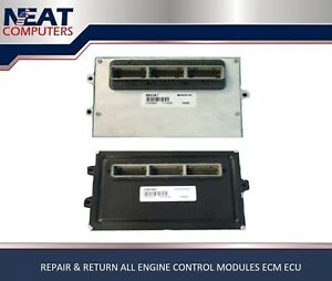 Dodge Ecm Ecu Pcm Repair And Return Dodge Engine Computer Repair Dodge Gas Ecu