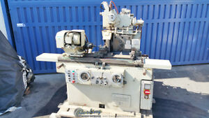 7 X 19 Used Danobat Universal Cylindrical Grinder a3987