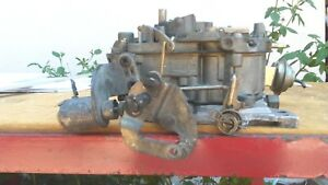 1984 Chevrolet Quadrajet 4 Barrel Rochester Carburetor Usa 17084226 0814 Hcd