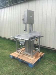 Hobart 5801commercial Butcher Meat Saw Nice