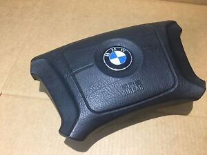 Bmw E36 318 320 323 325 328 Steering Wheel Srs Airbag Air Bag With Color Emblem