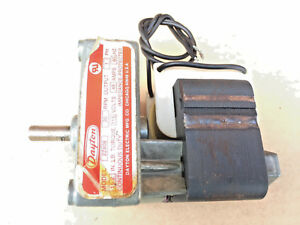 Dayton 2z808 Parallel Shaft Gearmotor 20 Rpm 115v Ac