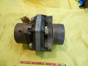 Lovejoy Usa Saga 18 Flexible Shaft Coupling Machine Motor Coupler 1 9 16 1 7 8