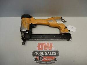Used Bostitch 16 Gauge 7 16 inch Crown Staple Gun 538s5