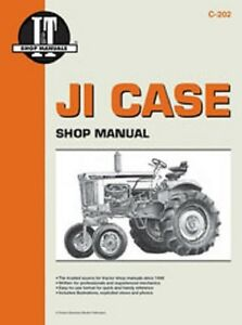 I t Shop Manual For Ji Case 430 440 470 530 540 570 630 640 730 830 930 1030