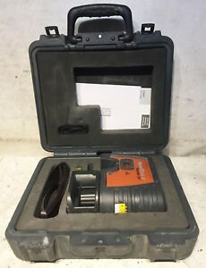Porter cable Robotoolz Rt 7610 5 Vecor 5e Level Laser Tool W Accessories