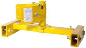 Guardian Fall Protection 250 Standing Seam Roof Clamp New
