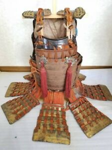 Five Body Torso Japanese Armory Helmet Armor Equipment Components Adult Size
