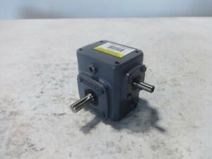 Boston Gear Right Angle Gear Speed Reducer 710 10 g