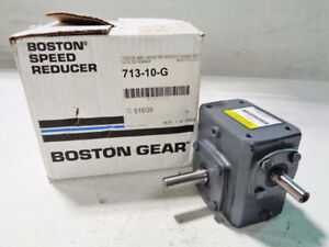 Boston Gear Speed Reducer 713 10 g new In Box