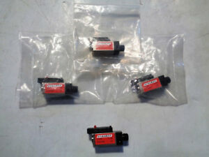 Lot Of 4 Dynamco Dash 1 Mini Solenoid Valve D162204