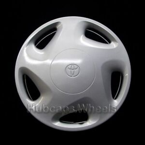 Toyota Tacoma 1997 2000 Hubcap Genuine Factory Oem Wheel Cover 61100