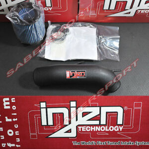 Injen Sp Black Short Ram Air Intake For 2012 2018 Audi A6 A7 3 0l Supercharged