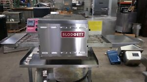 Blodgett Electric Countertop Conveyor Pizza Oven excellent