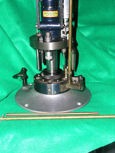 Vintage Star Machine Works Universal Reloading Press ( 9 MM )