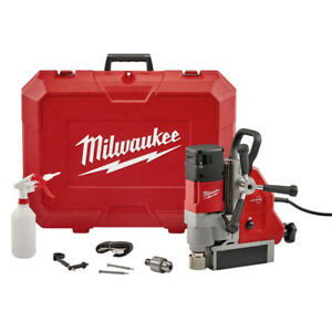 Milwaukee 4274 21 1 5 8 Magnetic Drill Kit