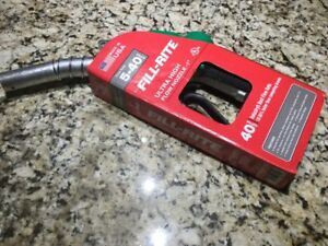 New Fill rite Tuthill Automatic Nozzle Diesel Ultra High Flow 1 in