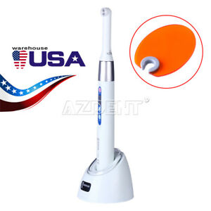 Original Dental Woodpecker I Led Curing Light 1 Second Curing Lamp Silver Usps