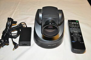 Sony Evi d70 Pan tilt zoom Camera Skype Webcam Color Video With Wide Angle Lens