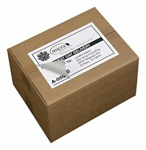 Avery Internet Shipping Labels With Trueblock Technology For Laser Printers X