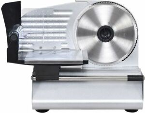 7 5 Blade 150w Electric Cheese Deli Meat Slicer Food Veggie Cutter Kitchen Home