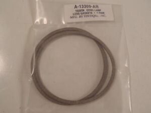 Ford Model A 1928 29 Cowl Lamp Lens Gasket 1 Pair