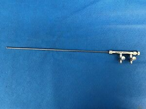 Olympus A5765 Cannula Suction Irrigation Tube 2 Valves 30 Day Warranty