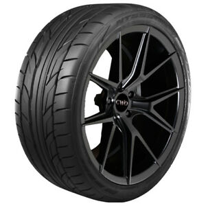 2 new 255 40zr17 Nitto Nt555 G2 98w Xl Tires