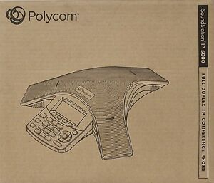 Polycom Soundstation Ip 5000 Ip Conference Phone