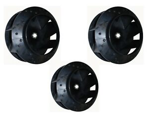 3 Pack 70359801p Blower Fan Great Quality For Alliance Huebsch Ipso Sq