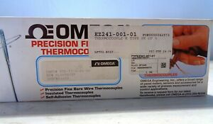 Lot Of 7 Omega 5 pack K type Thermocouple Wire Pn 5tc tt k 24 36