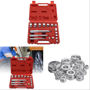 Car 10 42mm Installer Driver Tool Set Fits Most Standard Bushing Wheel Bearings