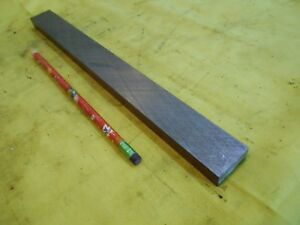 Ground Flat 1018 Cr Steel Bar Stock Tool Die Rectangle 525 X 1 1 8 X 12