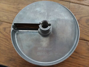 Robot Coupe 28133 1 25mm Em sd25 Slicing Disc Used Commercial Kitchen D