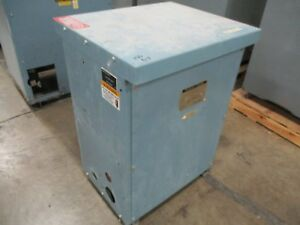 Jefferson Electric Dry type Transformer 223 8264 150kva Pri 480v Sec 208y 120v