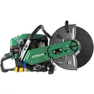 Hitachi Cm75ebp 14 inch Gas Cut off Saw