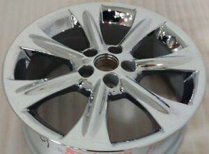 07 08 09 Lexus Rx350 Nearly New Chrome Oem Wheel Rim 74199 Rare