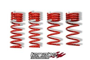 Tanabe Sustec Gf210 Lowering Springs For 2003 2008 Nissan 350z Z33 Coupe