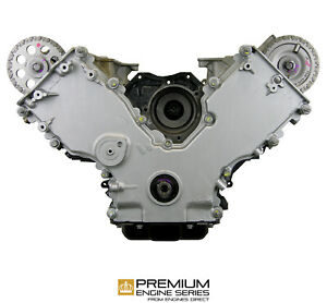 Ford 4 6 Engine 281 2001 Mustang Gt New Reman Oem Replacement