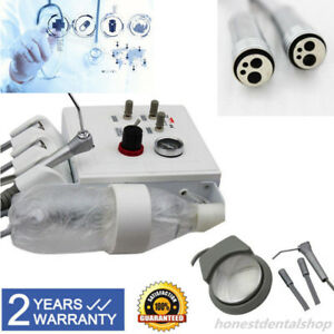 Dental Delivery Turbine Unit Plastic Shell Work With Compressor Control 4 Hole